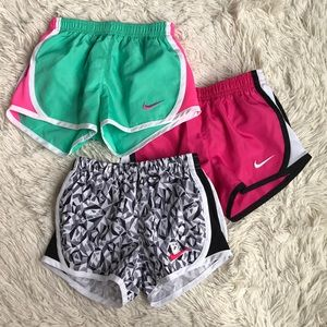 Bundle of 3 Nike Shorts